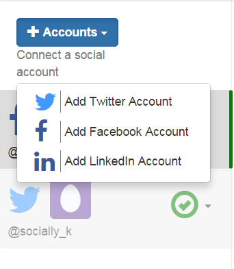 manage multiple accounts